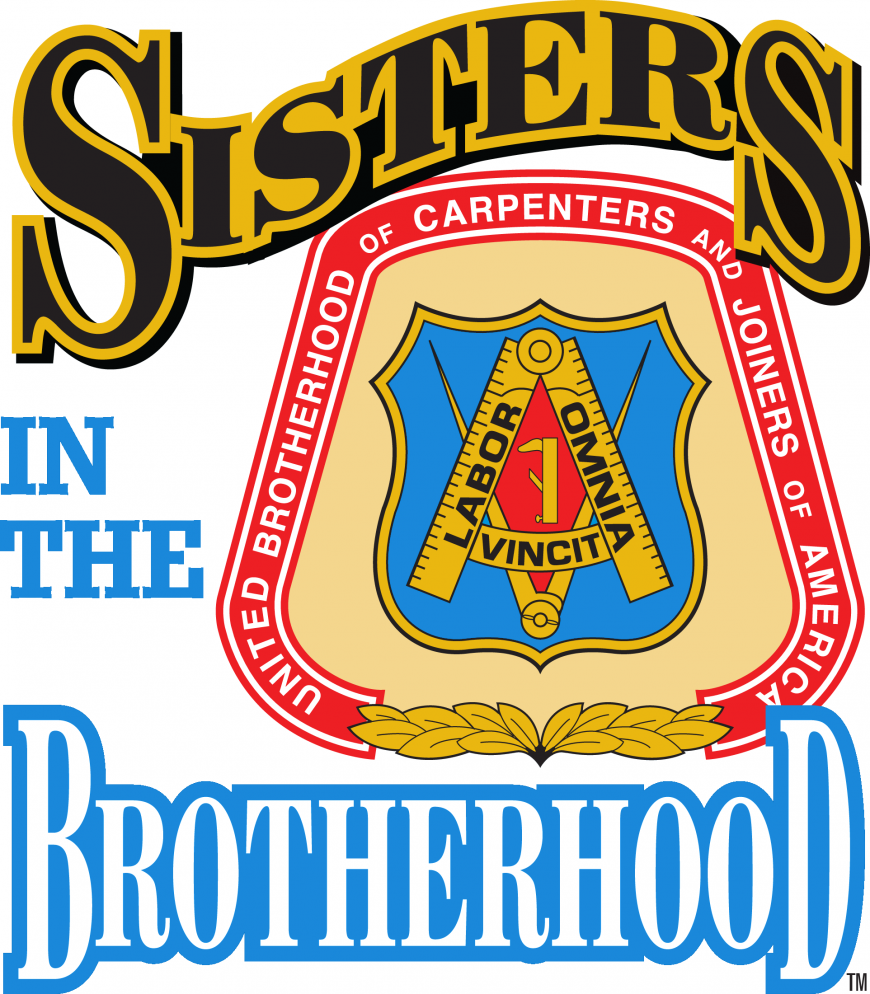 Sisters in the Brotherhood logo